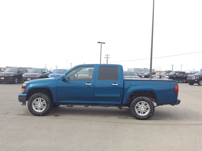 2012 Chevrolet Colorado 1LT Truck