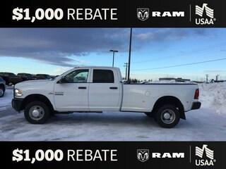 2018 Ram 3500 Tradesman Truck Crew Cab