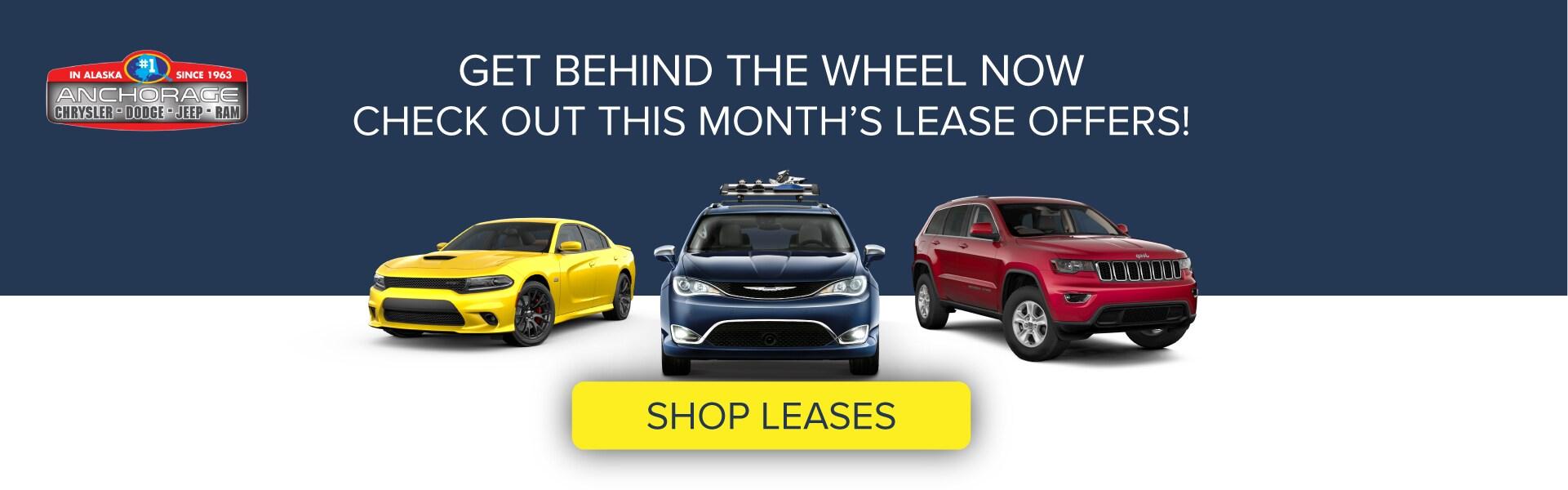 Auto Leasing Specials Anchorage Cdjr Center Wasilla Ak