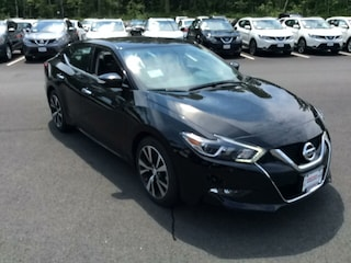 New 2018 Nissan Maxima 3.5 SV Sedan in North Smithfield near Providence
