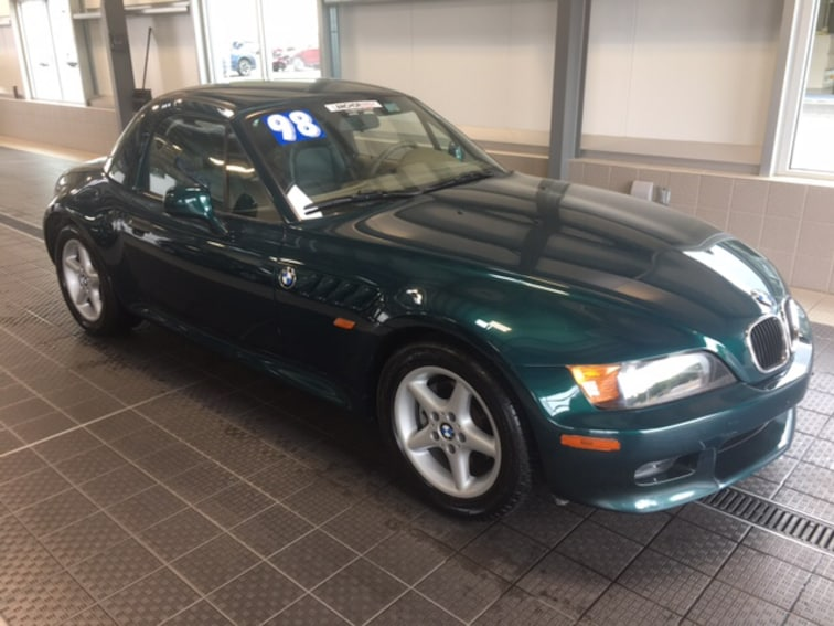 Used 1998 BMW Z3 2.8L CONV in North Smithfield near Providence