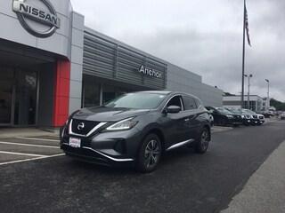 New 2019 Nissan Murano S SUV in North Smithfield near Providence