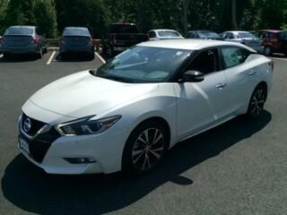 New 2018 Nissan Maxima 3.5 SV Sedan in North Smithfield near Providence
