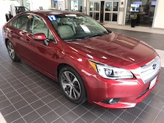Used 2017 Subaru Legacy LIMITED 2.5I LIMITED W/ MOON ROOF BLIND SPOT SENSO Coupe in North Smithfield near Providence