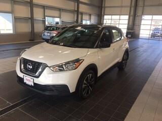 New 2018 Nissan Kicks SV LIFETIME WARRANTY 5-door in North Smithfield near Providence