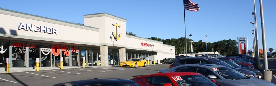 New Nissan Dealership Serving Attleboro, MA