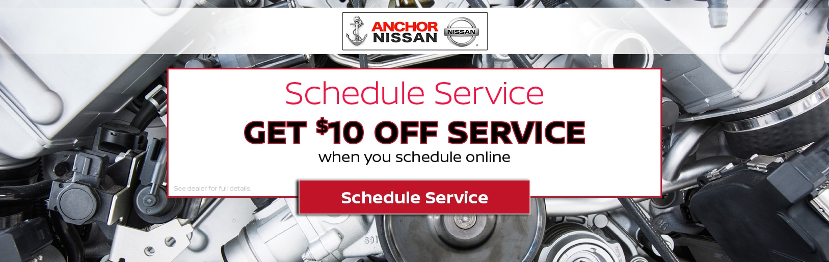 Anchor Nissan North Smithfield | New & Used Nissan in RI ...