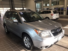 2015 Subaru Forester 2.5I PREMIUM AWD W/ EYESIGHT MOON ROOF SUV near Providence
