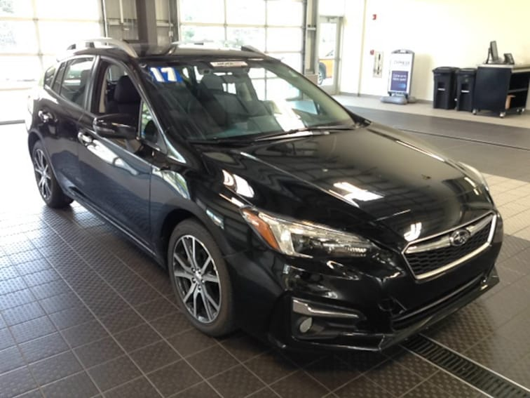 Used 2017 Subaru Impreza 2.0I LIMITED W/ EYESIGHT NAVIGATION RCTA BSD WGN in North Smithfield near Providence