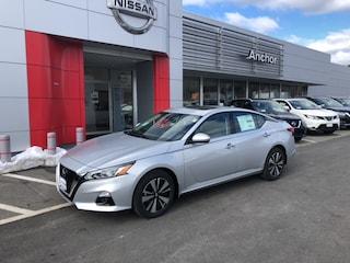 New 2019 Nissan Altima 2.5 SV ALL WHEEL DRIVE LIFETIME WARRANTY Sedan in North Smithfield near Providence