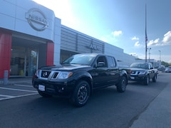 2019 Nissan Frontier PRO-4X 4X4 CREW CAB PICKUP