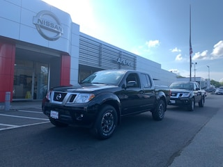 New 2019 Nissan Frontier PRO-4X 4X4 CREW CAB PICKUP in North Smithfield near Providence