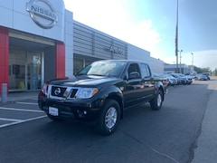 2019 Nissan Frontier SV 4X4 CREW CAB PICKUP
