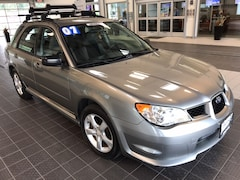 Used 2007 Subaru Impreza 2.5I AWD WGN in North Smithfield near Providence