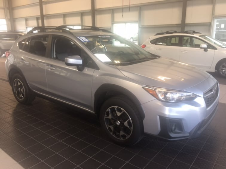 Used 2018 Subaru Crosstrek PREMIUM EYESIGHT+ BSD + RCTA + LCA SUV in North Smithfield near Providence