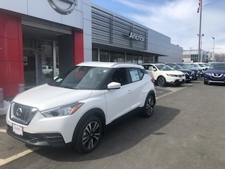 New 2018 Nissan Kicks SV LIFETIME WARRANTY Sedan in North Smithfield near Providence