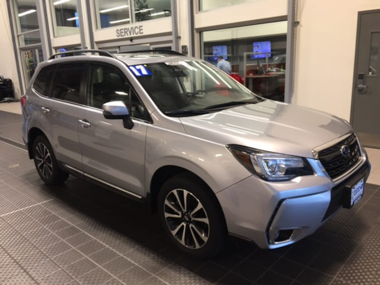 Used 2017 Subaru Forester 2.5XT TOURING AWD W/ MOON ROOF BLIND SPOT TURBO SUV in North Smithfield near Providence