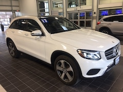 Used 2017 Mercedes-Benz GLC 300 4MATIC 4MATIC W/ PREMIUM II PACKAGE NAVIGATION BSD SUV in North Smithfield near Providence