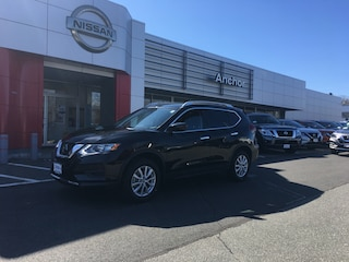 New 2019 Nissan Rogue S ALL WHEEL DRIVE LIFETIME WARRANTY SUV in North Smithfield near Providence