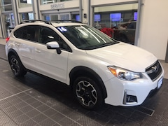 2016 Subaru Crosstrek LIMITED 2.0I LIMITED AWD W/ EYESIGHT NAVGATION MOO SUV near Providence