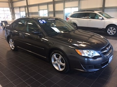 Used 2009 Subaru Legacy 2.5I SE BOUGHT + SERVICED AT ANCHOR SEDAN . in North Smithfield near Providence