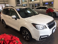 Used 2017 Subaru Forester 2.5I LIMITED AWD SUV in North Smithfield near Providence