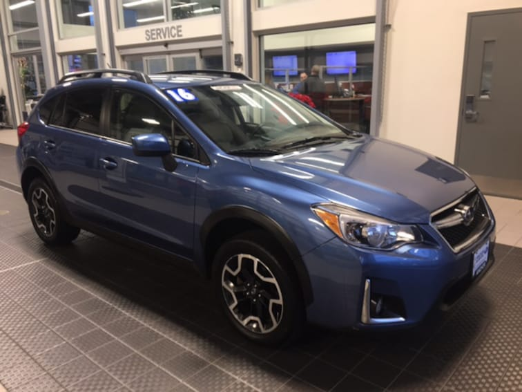 Used 2016 Subaru Crosstrek 2.0I PREMIUM AWD W/ 5 SPEED MANUAL GEARBOX SUV in North Smithfield near Providence