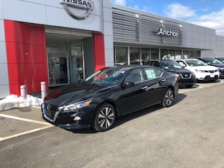New 2019 Nissan Altima 2.5 SV ALL WHEEL DRIVE LIFETIME WARRANTY Sedan in North Smithfield near Providence