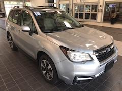 Used 2018 Subaru Forester 2.5I PREMIUM AWD SUV in North Smithfield near Providence