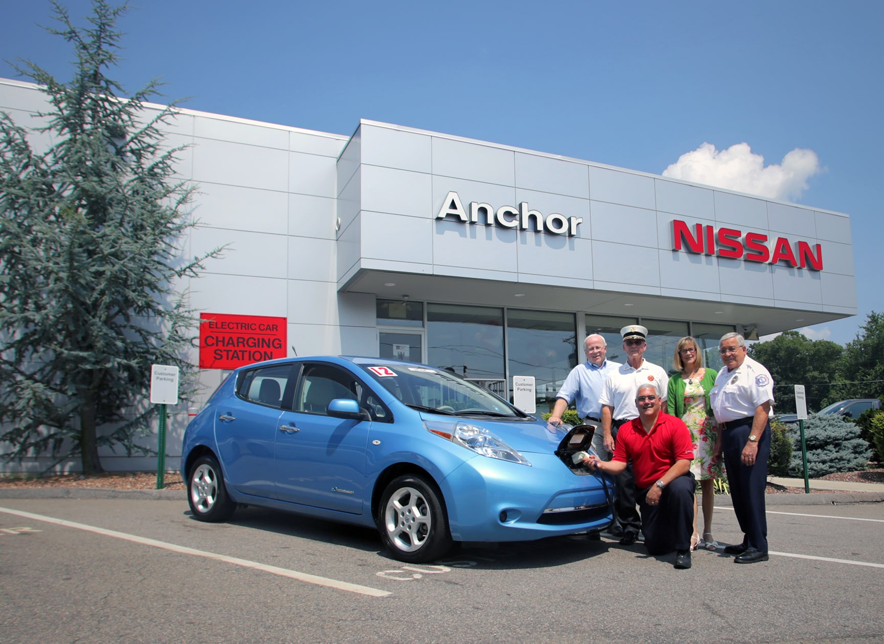 Anchor Nissan | New Nissan dealership in North Smithfield, RI 02896