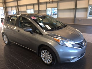 Bargain Used 2015 Nissan Versa Note NOTE S PLUS W/ AUTOMATIC TRANSMISSION WGN near Providence