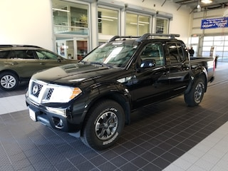 Used 2017 Nissan Frontier PRO 4X PICKUP near Providence