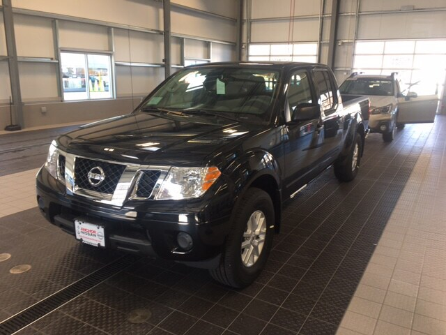 2019 Nissan Frontier SV 4X4 LONG BED CREW CAB PICKUP