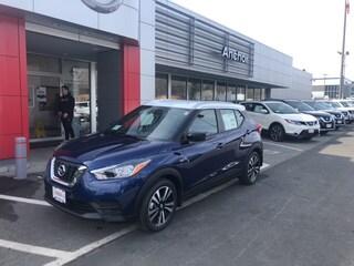 New 2018 Nissan Kicks SV LIFETIME WARRANTY Hatchback in North Smithfield near Providence