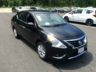 New 2018 Nissan Versa SV Compact in North Smithfield near Providence