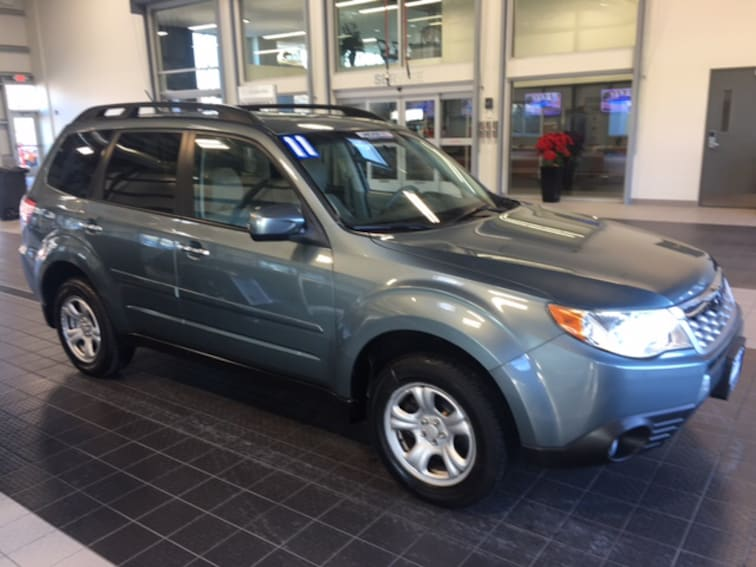 Used 2011 Subaru Forester LIMITED SUV in North Smithfield near Providence