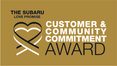 Love Promise Award Customer and Community logo
