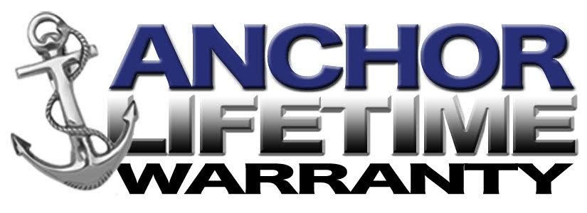 Anchor Lifetime Warranty logo