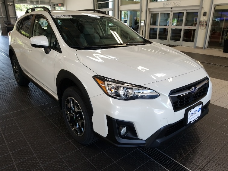 New 2019 Subaru Crosstrek 2.0i Premium SUV in North Smithfield near Providence