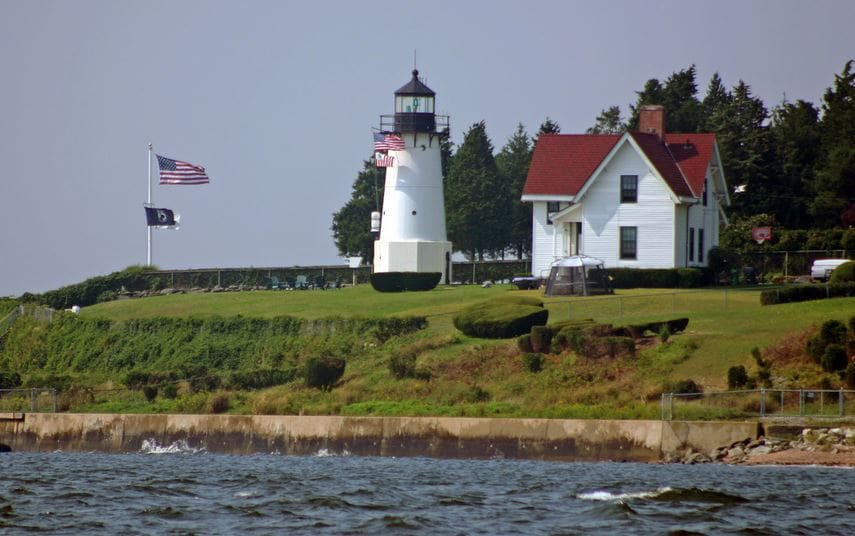warwick neck lighthouse