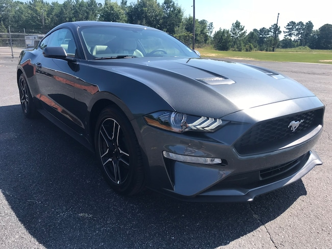 2018 Ford Mustang MUSTANG ECOBOOST  PREM Coupe