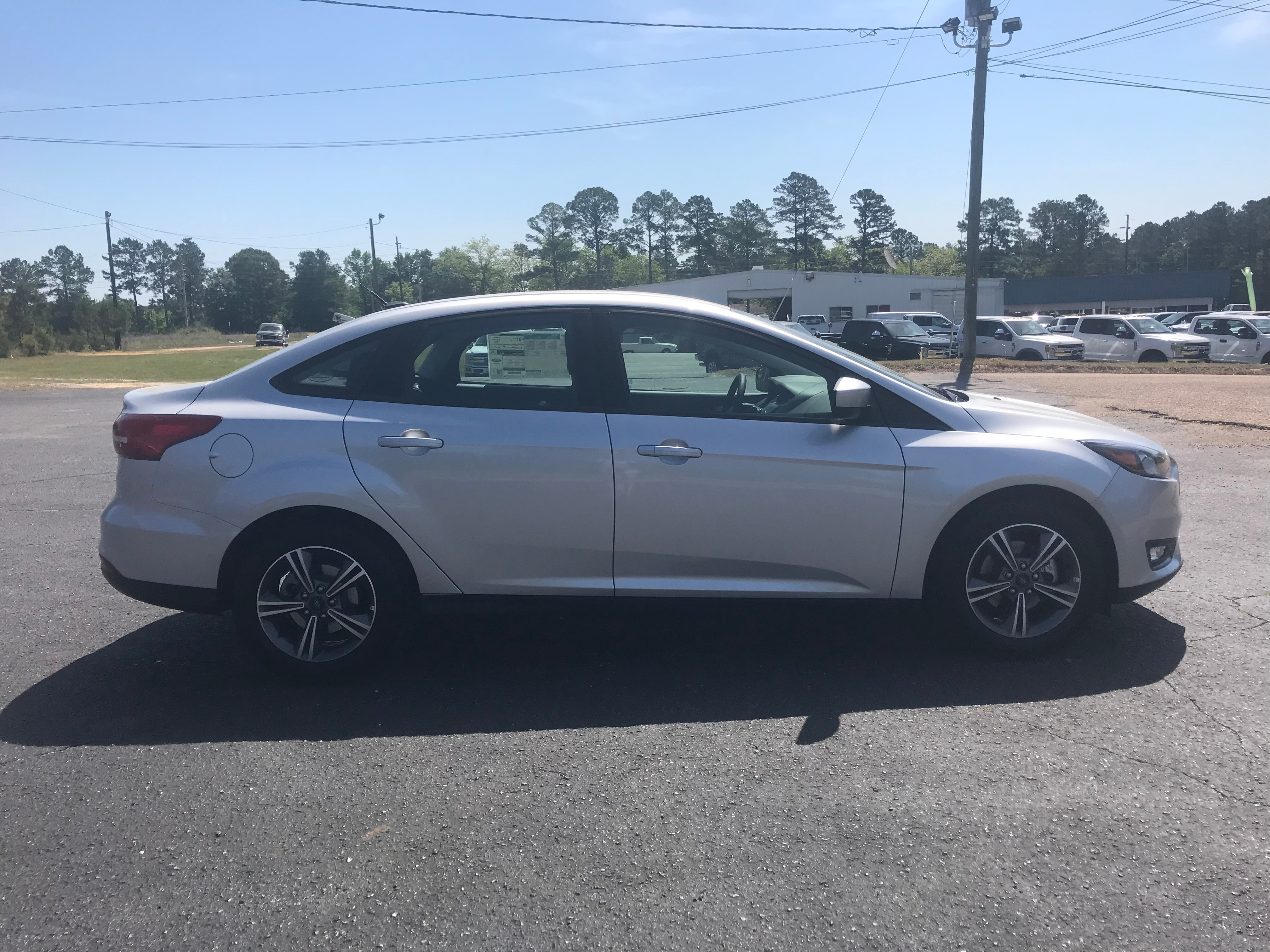 New 2018 Ford Focus For Sale at Andalusia Ford L L C    VIN