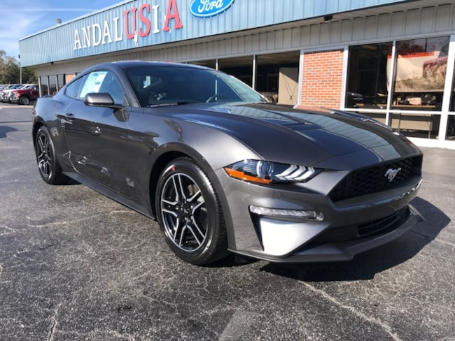 2018 Ford Mustang MUSTANG ECOBOOST Coupe