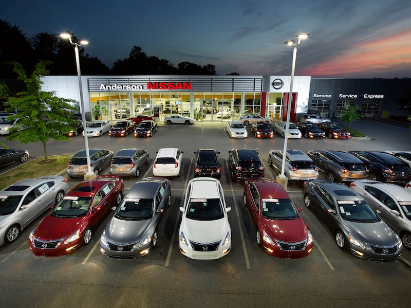Our Locations | Anderson Automotive Group