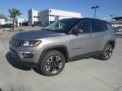 New 2018 Jeep Compass Trailhawk 4x4 SUV 14891 in Lake Havasu City, AZ