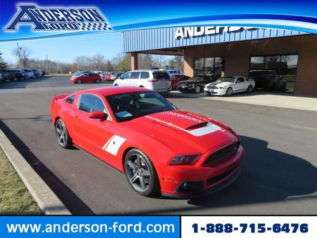 2014 Ford Mustang Roush Stage 3 Car