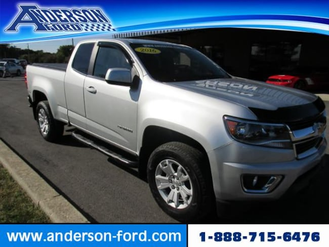 2016 Chevrolet Colorado 2WD Ext Cab 128.3 LT Extended Cab Pickup