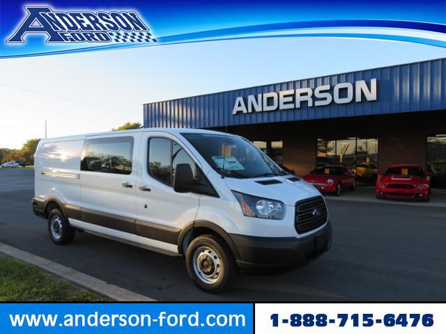 2019 Ford Transit T-150 148 Low Rf 8600 Gvwr Sliding Full-size Cargo Van