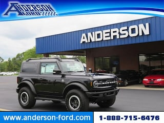 2021 Ford Bronco Outer Banks 2 Door Advanced 4x4 Sport Utility