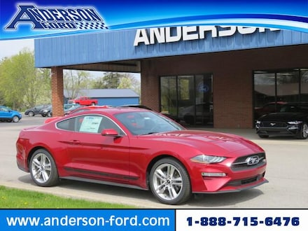 2021 Ford Mustang Ecoboost Premium Fastback Car